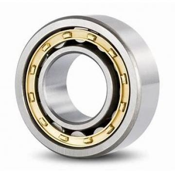 90 mm x 190 mm x 43 mm  skf 7318 BEGAP Single row angular contact ball bearings