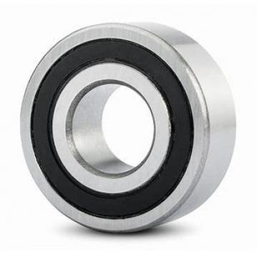 95 mm x 200 mm x 45 mm  skf 7319 BEGAF Single row angular contact ball bearings
