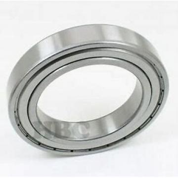 95 mm x 170 mm x 43 mm  NTN NJ2219 Single row cylindrical roller bearings
